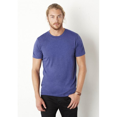 T-SHIRT HOMME TRIBLEND COL RONDTRIBLEND CREW NECK T-SHIRT