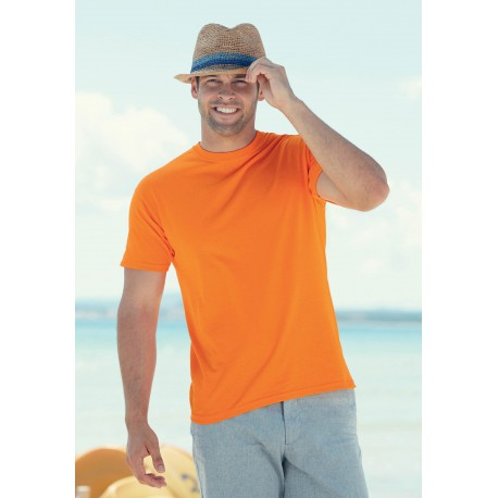 T-SHIRT MANCHES COURTESVALUEWEIGHT (61-036-0)