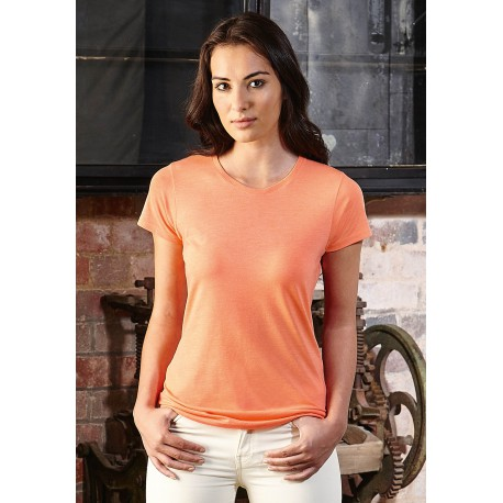 T-SHIRT HD SUBLIMABLE FEMME COL ROND