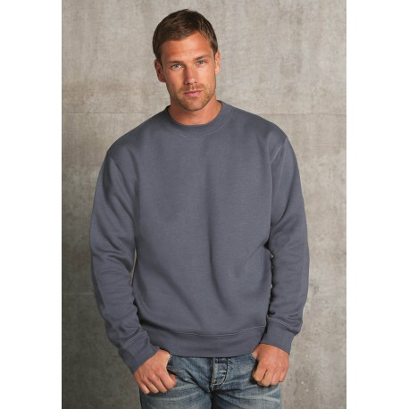 SWEAT-SHIRT MANCHES DROITESSET IN SWEAT-SHIRT