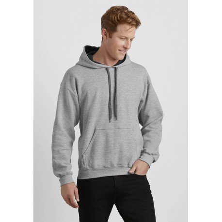 SWEAT CAPUCHE CONSTRASTÉEHEAVY BLEND ADULT CONTRASTED HOODED SWEATSHIRT