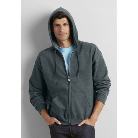 SWEAT-SHIRT ZIPPÉ CAPUCHE HOMMEHEAVY BLEND FULL ZIP HOODED