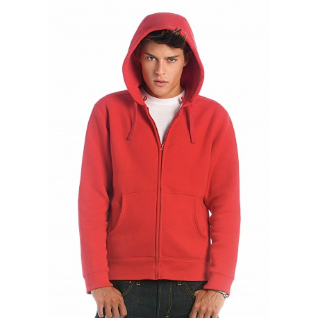 SWEAT-SHIRT ZIPPÉ CAPUCHEHOODED FULL ZIP MEN