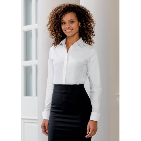 CHEMISE FEMME MANCHES LONGUESULTIMATE STRETCH