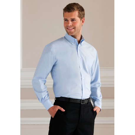 CHEMISE OXFORD HOMME MANCHES LONGUESOXFORD SHIRT