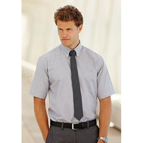 CHEMISE OXFORD MANCHES COURTESOXFORD SHIRT SHORT SLEEVES (65-112-0)