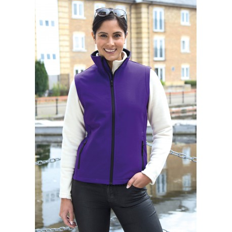 "Body Softshell ""Printable"" FemmeCore Printable Softshell Bodywarmer Femme"