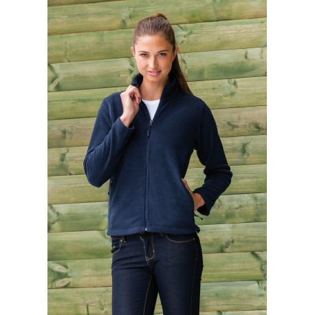 VESTE POLAIRE ZIPPÉE FEMMELADIES FULL ZIP FLEECE
