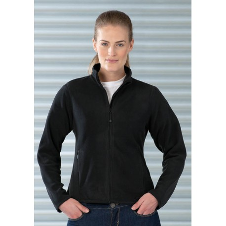 VESTE ZIPPÉE FEMME MICROFIBRE POLAIRELADIES FITTED MICRO FLEECE