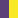Purple / Sun Yellow